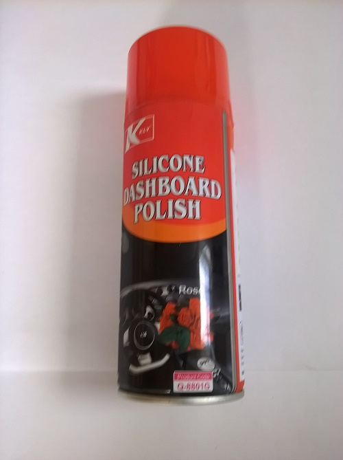 Cockpit spray  450ml - růže