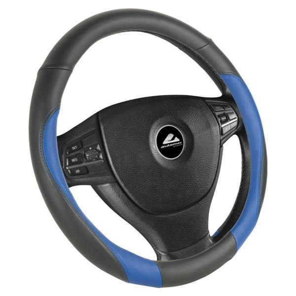 Potah na volant black/blue M NEW