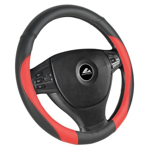 Potah na volant black/red M NEW