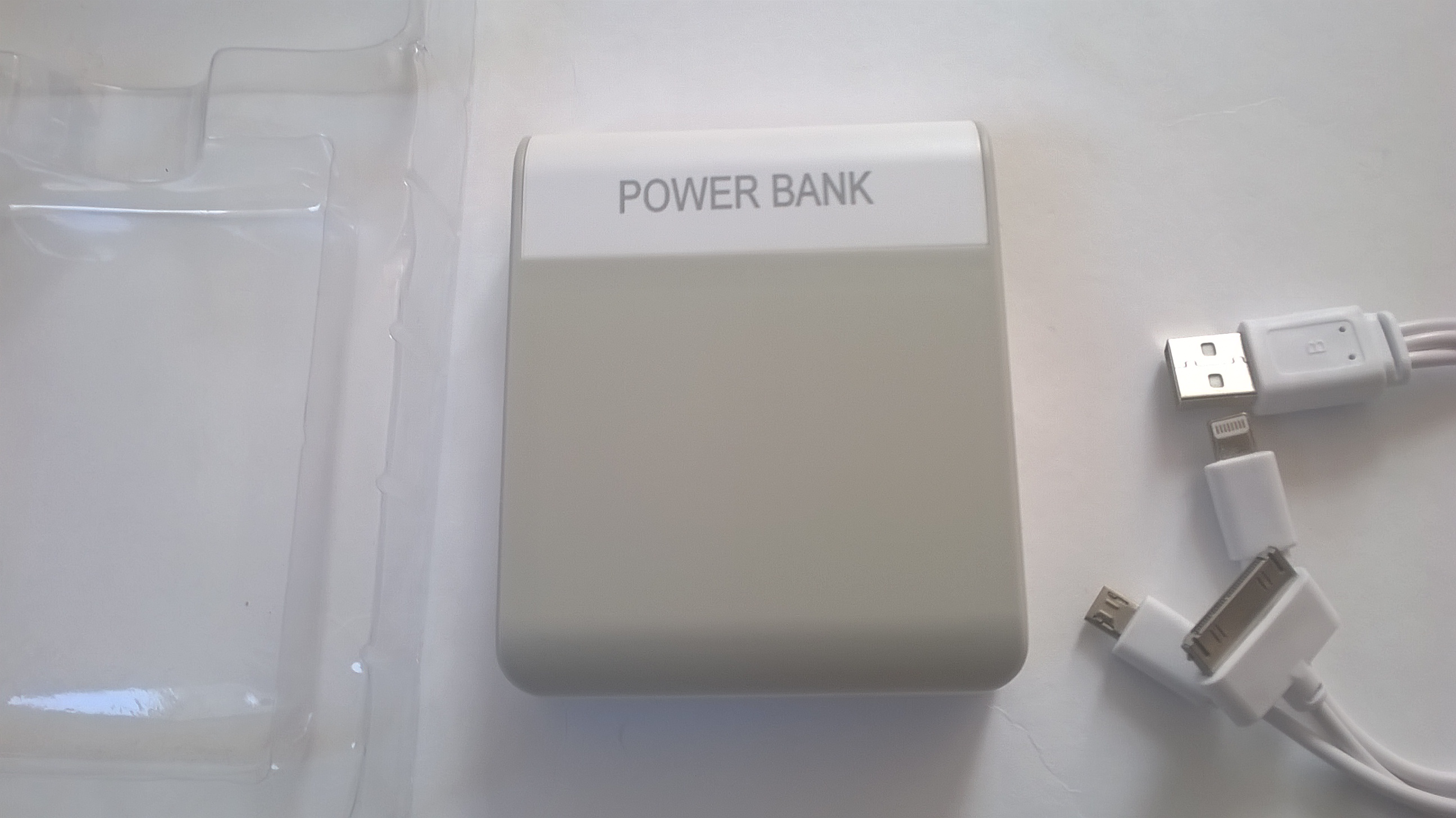 Den R  Power Bank 12000 mAh