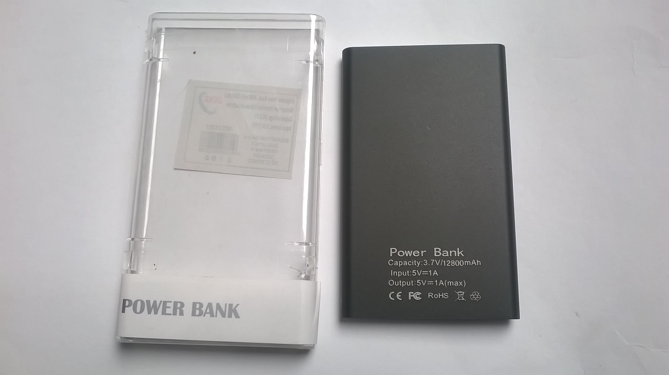 Den R  Power Bank 12800 mAh