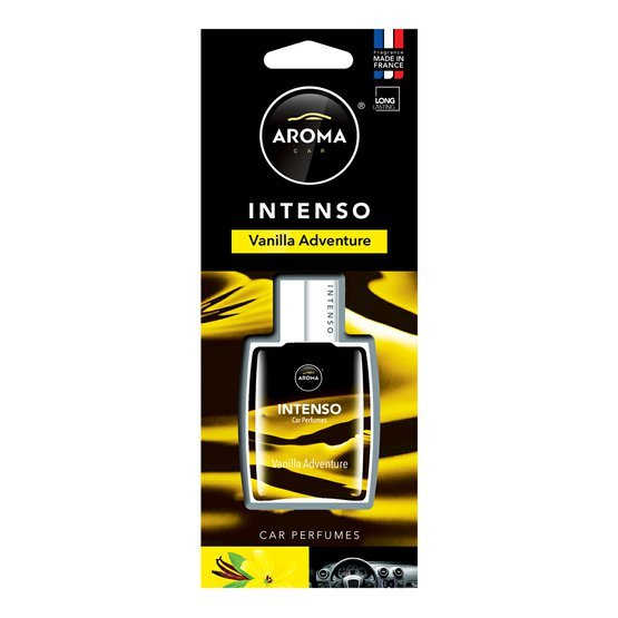 AROMA CAR INTENSO PERFUME 10 g VANILLA ADVENTURE