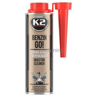 K2 BENZIN GO! 250 ml - aditivum do paliva